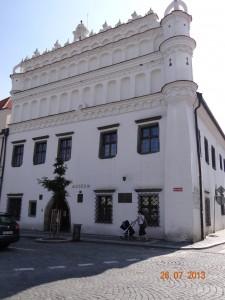 Das Streichhholzmuseum von Susice