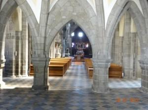 Basilika in Trebic