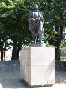 Jakub Krecin, der Erfinder der gleichnamigen Teiche im  südlichen Böhmen