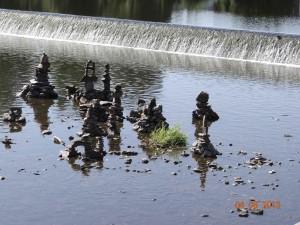 Kunst zu Wasser zu Lande und in der Luft - das alles in Tschechien.