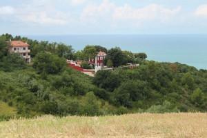 Die Landschaft von Ancona aus betrachtet - Teil 2