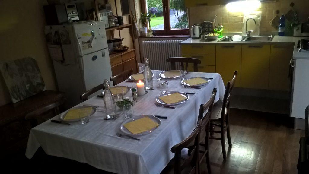 Ein Festmahl für Sinne und Freundschaft steht uns bevor!!!